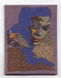 A.H. - 1999, mixed media
