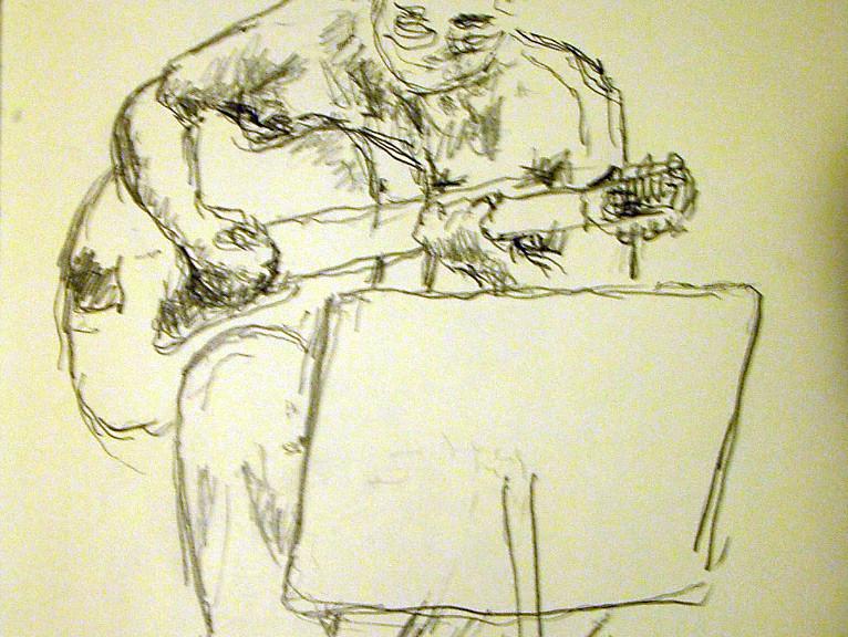 Guitarist, 2010